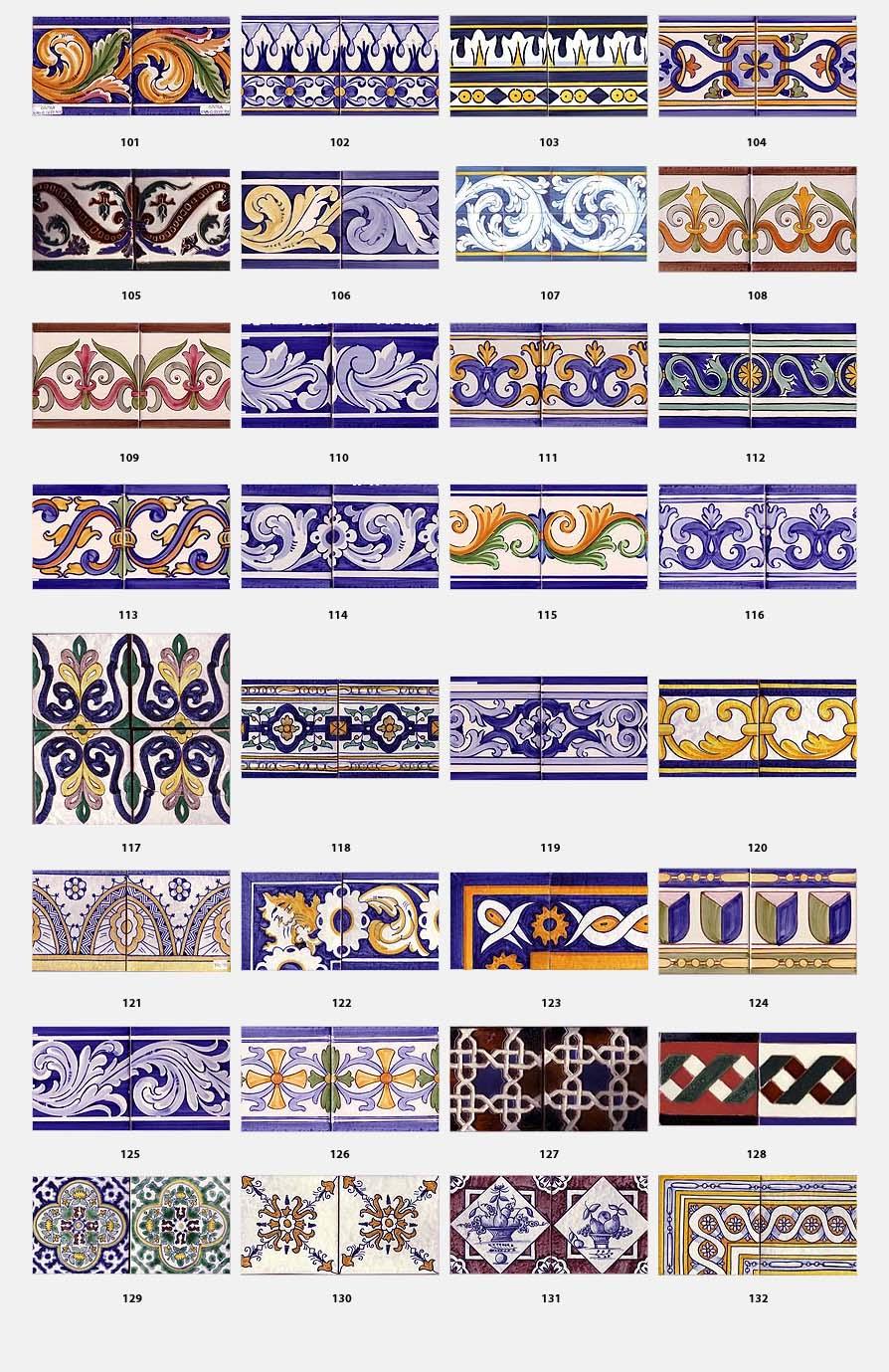 Border Tiles - 1